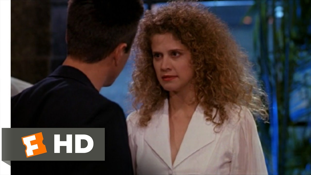 Download Internal Affairs (7/8) Movie CLIP - Who Did You Have Lunch With? (1990) HD