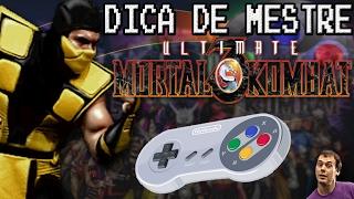Video A Técnica Suprema do Mortal Kombat download MP3, 3GP, MP4, WEBM, AVI, FLV Oktober 2018