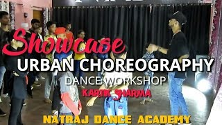 Chikni Chameli - Agneepath | Showcase | Urban Choreography Workshop | @kartiksdance