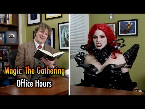 Magic: The Gathering Office Hours: Olivia Voldaren
