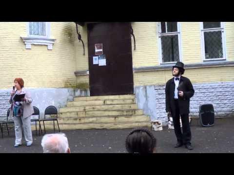 Андрей Тернов. Воспоминания в Царском Cеле (А.С. Пушкин)
