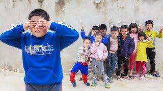 Kids Go To School | Chuns Teach Children To Recognize Plants Children's Creativity