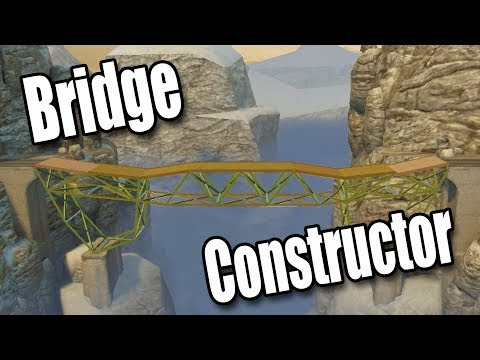 The bridge that could not be built (Bridge Constructor) |