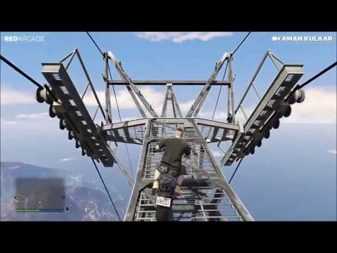 GTA 5 FAILS - #2 (GTA 5 Funny Moments Compilation)