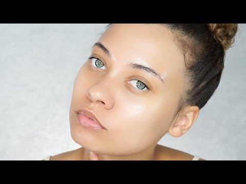 FLAWLESS SKIN ROUTINE | Brittney Gray