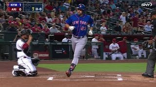 NYM@ARI: Cuddyer puts Mets ahead early with solo shot