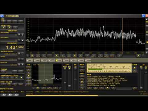 1431 kHz Radio Ukraine Int'l / Aug 21,2016 1700 UTC
