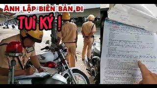 XTV    XemTV   Màn đấu trí gây cấn giữa lái xe và CSGT Hồng Bàng x Phú Thọ