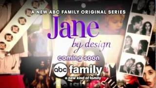 Jane By Design - Preview [HD] (ABC Family)