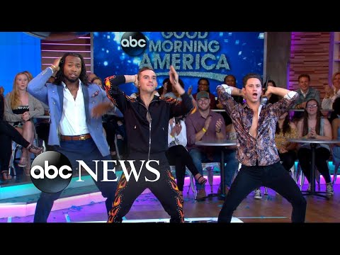 'Idol' and 'DWTS' finalists face-off in 'Sync or Spin'