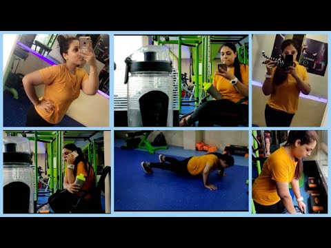 Weightloss Workout|  One Of My Workout Routine| 13 July 2018| Fitness And Lifestyle Channel