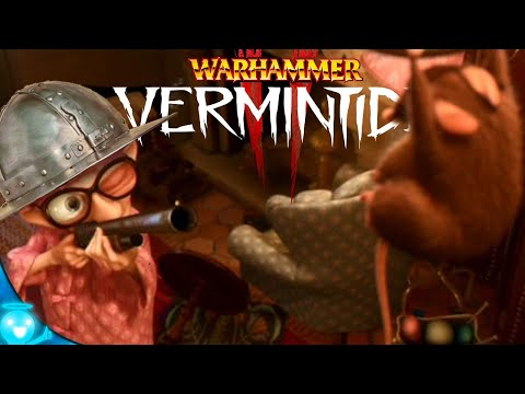 There are too many rats in Warhammer: Vermintide 2 |