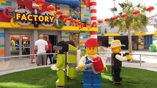 Legoland Dubai | Por Dentro do Parque Temático da Lego