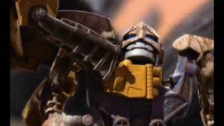 BIONICLE: The Legend Reborn - Bye Bye Babylon AMV