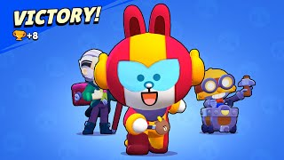 Brawl Stars - Gameplay Walkthrough Part 270 - Cony Max in Duo Challenge (iOS, Android)