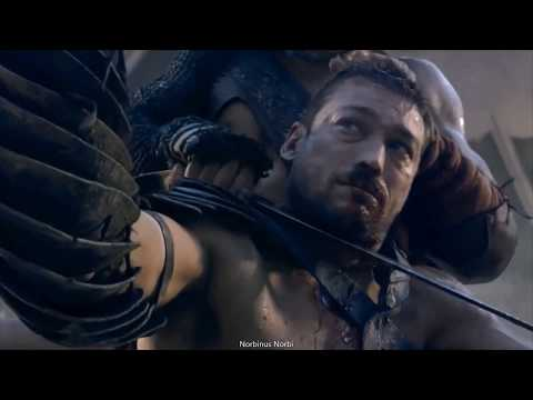 """""""Spartacus - Blood and Sand"""" - episode 03 - (Two Steps From Hell - """"Victory"""")"""