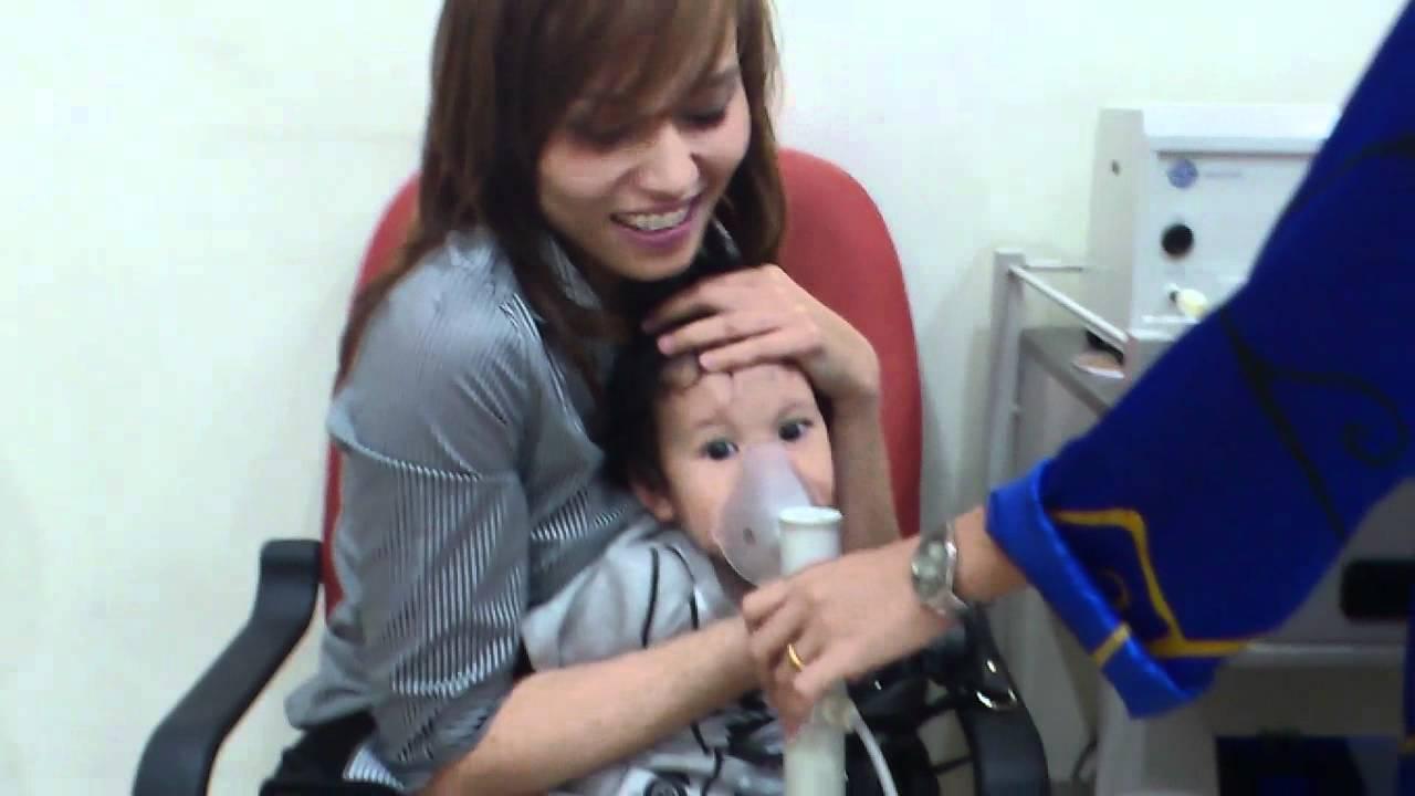 Baby Nebulizer 1 1 2 Years Old Youtube