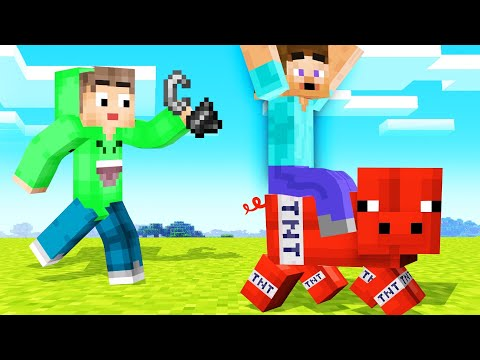 minecraft-but-mobs-are-made-of-tnt!-(help!)