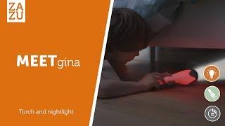 Video: Zazu Gina Torch and Nightlight