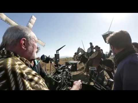 Working with TERRY GILLIAM