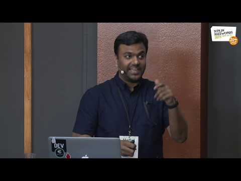 Berlin Buzzwords 2019: Paresh Paradkar–Multilingual search system - how to build and improve!? on YouTube