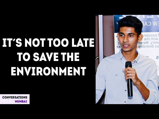 Youth cleaned up over 4000 tons of Garbage | Malhar Kalambe | World Environment Day | Dadar Beach