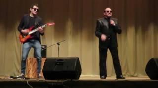 Владимир Ждамиров, концерт г Новопавловск 13 02 16