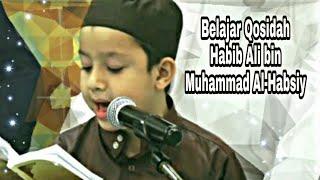 Muhammad Hadi Belajar Qosidah Baru Qosidah Habib Ali Bin Muhammad Al Habsy