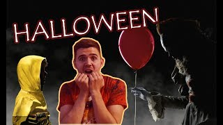 Лучшие фильмы на Хэллоуин. Самое страшное кино.