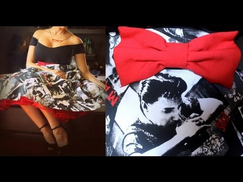Elvis Presley and Marilyn Monroe Outfit of the Day and Night