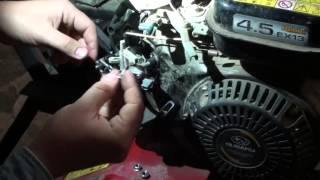 Méthode de réparation moteur. Comment réparer un moteur 4 temps Robin Subaru