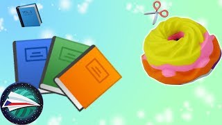 BACK TO SCHOOL 2019 - super nápady do školy |  gumy na gumování - jak si je sami uděláte