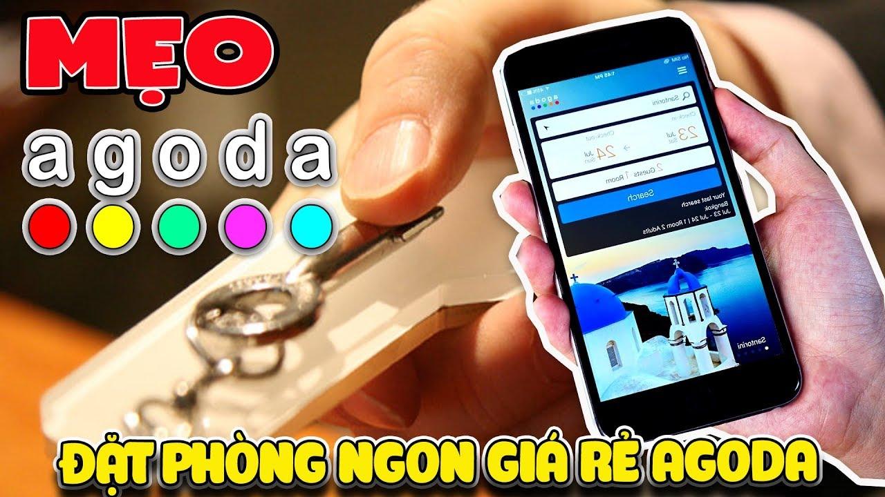 Mẹo book phòng ngon bổ rẻ trên Agoda.com ( Book Hotel Agoda Tips ) | Văn Hóng