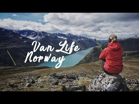 A Norway Van-Life journey | 2017