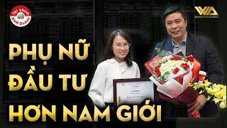 NỮ PHÂN TÍCH ĐẦU TƯ TRẺ TUỔI TÀI NĂNG: Lựa chọn cổ phiếu lợi nhuận đột biến - Stock Picking