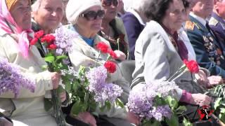 День Победы 2015 в Евпатории (полная версия) - парад, бессмертный полк, концерт, салют(Грандиозное празднование 70-летия великой Победы в Евпатории 9 мая 2015., 2015-05-18T11:17:46.000Z)