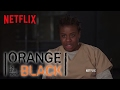 Orange Is The New Black - Uzo Aduba | Behind The Bars [US] | Netflix
