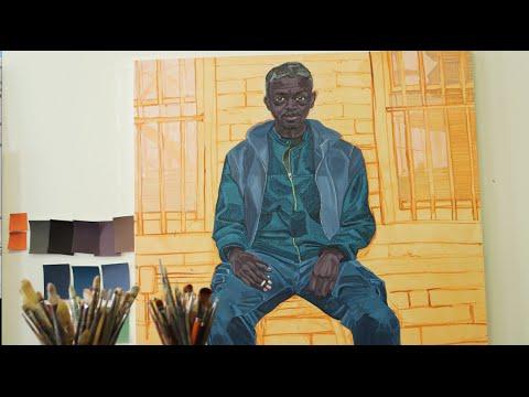 Jordan Casteel, Studio Museum in Harlem Artist in Residence 2015-2016