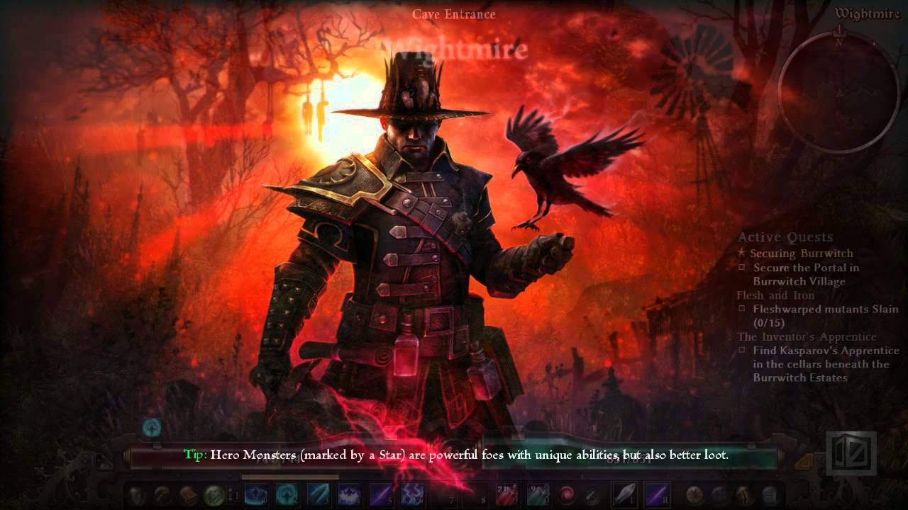 Grim Dawn Demolitionist Build