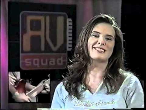 Swirl 360  for  the TV  AV Squad for Van Wilder
