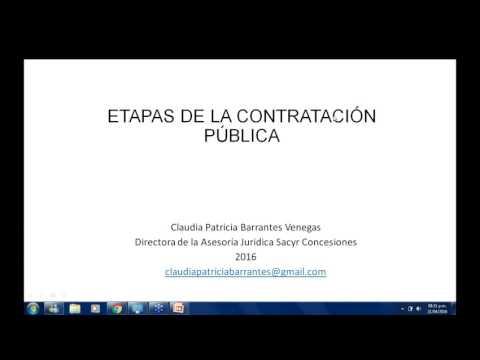 2016 04 21 20 24 II CONGRESO DE ACTUALIZACIÓN EN CONTRATACIÓN ESTATAL EN COLOMBIA día 1