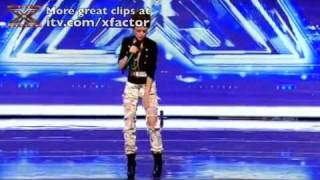 Cher Lloyd's X Factor Audition (Full Version) Cher Lloyd Audition X Factor Live 2010 Turn My Swag On