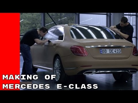 2017 Mercedes E Class Testing, Drive, Chassis, Safety, MULTIBEAM LED, Design