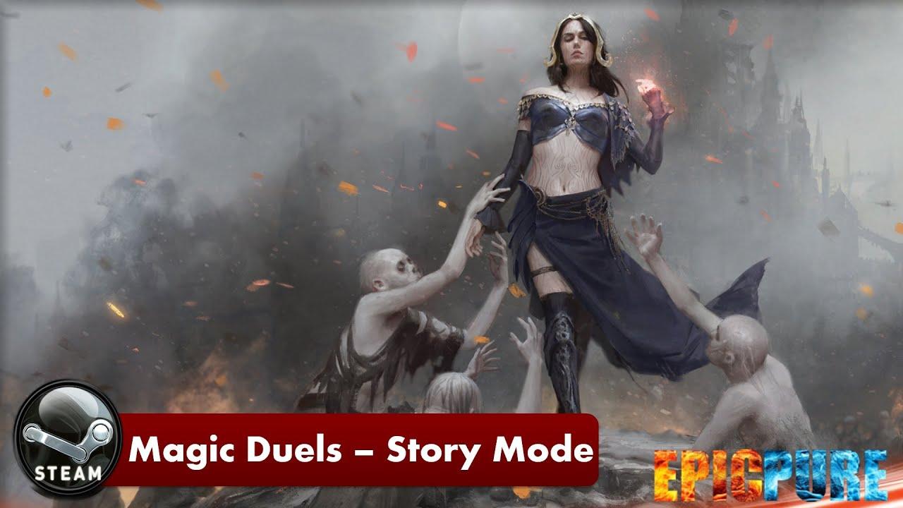 Magic duels origins pt brokers  // mancotami gq