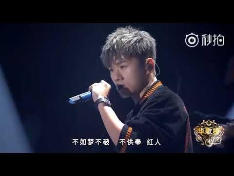 張杰 Zhang Jie (Jason Zhang) 20180829華人歌曲音樂盛典-《Pretty White Lies》《天上掉下個林妹妹》《星星》《這就是愛》