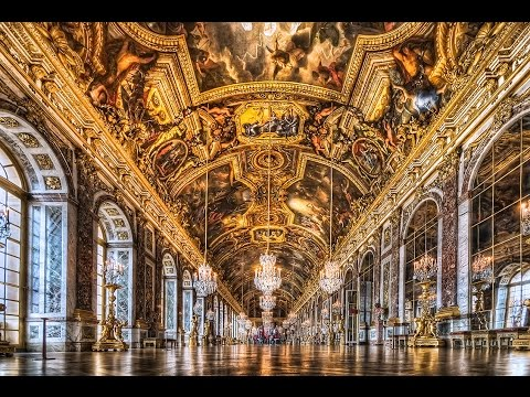 EXPLORING THE PALACE OF VERSAILLES IN PARIS FRANCE