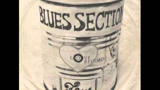 Blues Section: