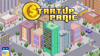 Startup Panic: iOS / Android Gameplay (by tinyBuild)