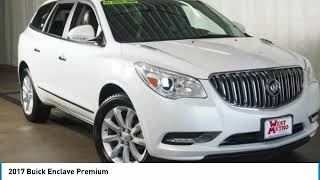 2017 Buick Enclave Minneapolis, St Cloud, Elk River, Monticello, MN 28410A