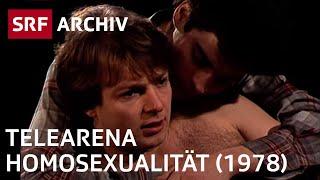 Telearena Homosexualität (1978) | Diskussion und Theater | SRF Archiv